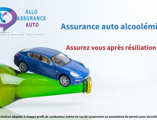 Trouver une assurance auto après résiliation pour alcoolémie