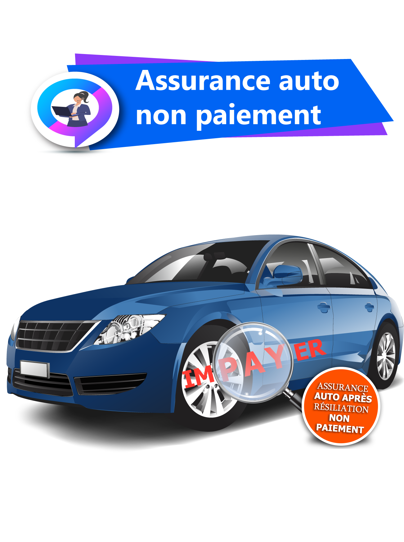 Assurance auto non-paiement