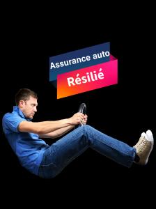Assurance auto pour résilié en ligne
